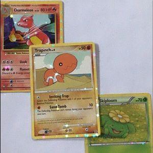 old fashion pokemon <3